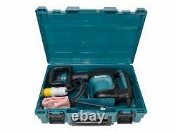 Makita Hm0870c 110v Corded Sds Max Demolition Hammer 1100w