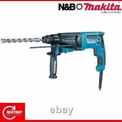 Makita Hr2630 3 Mode Sds+ Rotative Hammer Drill 240v
