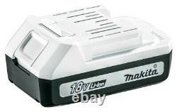 Makita Sans Fil De Li-ion Combi Marteau Drill & Impact Driver & Jigsaw Kit