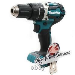 Makita Xph12z Lxt Brushless Sans Fil 1/2 Hammer Driver Drill 5.0 Ah Batterie Kit