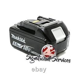 Makita Xrh01z 1 18v Sds Lxt Plus Perceuse Rotative Sans Brosse 5,0 Ah Batterie