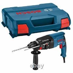Marteau Rotatif Bosch Professionnel Gbh 2-26 240 V Avec Sds Plus 06112a3070
