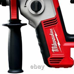 Milwaukee 2612-20 M18 18-volt 5/8-inch Sds Plus Marteau Rotatif Avec Tige De Profondeur