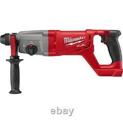 Milwaukee 2713-20 M18 Fuel 1 Sds Plus D-handle Rotary Hammer (outil Seulement) Nouveau