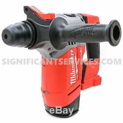 Milwaukee 2715-20 M18 Fuel 1-1 / 8 Li-ion Sds Plus Rotary Hammer (outil Uniquement) Nouveau