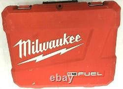 Milwaukee 2804-22 M18 Fuel 1⁄2 Kit Sans Pinceau Pour Perceuse/conducteur De Marteau Gr
