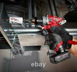 Milwaukee M12fpd-0 M12 12v 44nm Hammer Drill Driver (body Seulement)