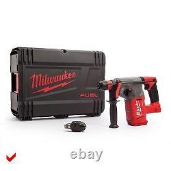Milwaukee M18 Chx-0x Fuel Sds-plus Akku-kombihammer Dans Hd-box 4933451430