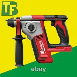 Milwaukee M18bh-0 Foreuse À Marteaux Compacts 18v Sds (body Only)