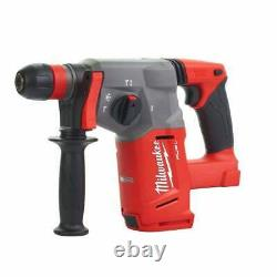 Milwaukee M18chx-0 18v Cordless Sds Drill Hammer Drill Fuel Body Only