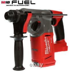 Milwaukee M18chx-0 18v M18 Fuel Brushless Sds Plus Hammer Drill Body 4933447420