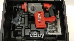 Milwaukee M18chx-0 M18chx-0x M18 Carburant 18v Sds Plus Perceuse Avec La Boîte Hd