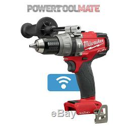 Milwaukee M18onepd-0 Une Clé De Carburant Brushless Marteau Combi Drill Nakednew M18fpd