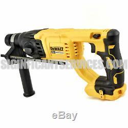 New Dewalt Dch133 Dch133b Xr 20v Max Brushless 1 Rotary D-poignée Hammer Drill