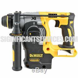 New Dewalt Dch273b 1 20v Max Xr Li-ion Brushless Sds Plus Rotary Hammer Drill