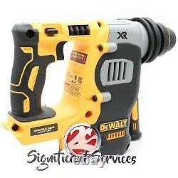 Nouveau Dewalt Dch273b 1 20v Max Xr Li-ion Brushless Sds Plus Rotatif Hammer Drill