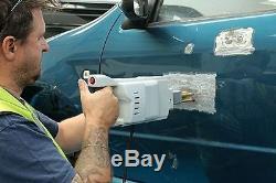 Power-tec 92436 Weld Dent Diapo Extracteur Marteau A Soudeur Combiné Outil