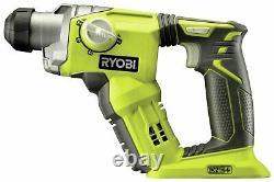 Ryobi One+ R18sds-0 Sds 18v Outil De Barde À Marteaux