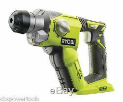 Ryobi R18sds-0 One + 18v Sds Rotary Hammer Drill