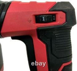 Sds Plus Rotative Hammer Drill 240v 3 Mode Chisel Action Breaker & Sds Set