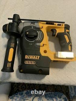 +dewalt Dch273b 1 20v Max Brushless Sds Plus Rotary Hammer Drill Open Box 2020+